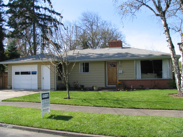 SOLD! HOME FOR SALE– 1010 NW 10th Street, Corvallis, Oregon