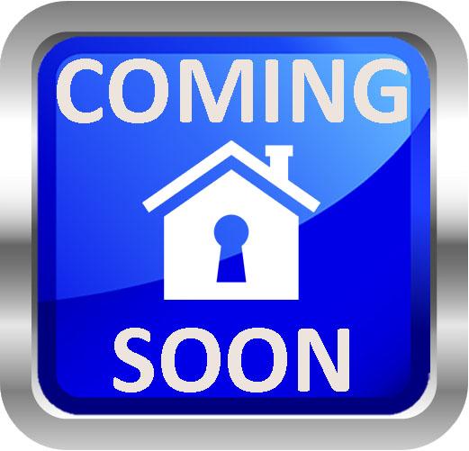 Listings–Coming Soon…