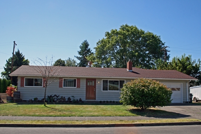 SOLD! HOME FOR SALE– 1612 NW Garryanna Avenue, Corvallis, Oregon