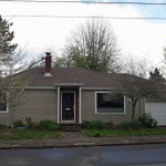 811 NW 30th Street Corvallis Oregon-- Front