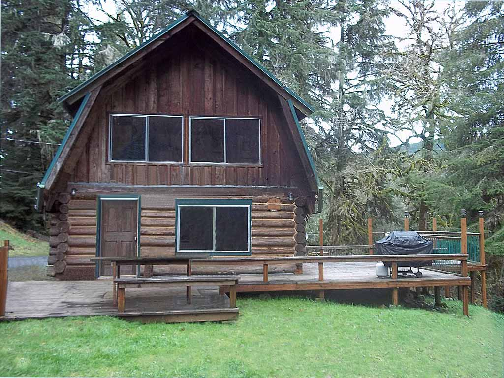 Sweet Home Cabin For Sale 45700 Santiam Highway Sweet