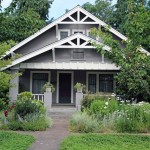 830 NW 11th Street Corvallis Oregon-- Front