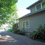 830 NW 11th Street Corvallis Oregon-- Sideyard