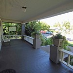 830 NW 11th Street Corvallis Oregon-- Front Porch