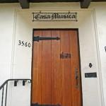 Casa Musica- 3560 NW Tyler Avenue Corvallis Oregon-- Door