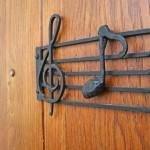 Casa Musica- 3560 NW Tyler Avenue Corvallis Oregon-- Door Knocker