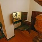Casa Musica- 3560 NW Tyler Avenue Corvallis Oregon-- Entry Telephone Seat