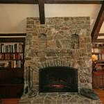 Casa Musica- 3560 NW Tyler Avenue Corvallis Oregon-- Fireplace