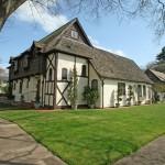 Casa Musica- 3560 NW Tyler Avenue Corvallis Oregon-- Side Yard