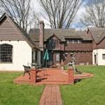 Casa Musica- 3560 NW Tyler Avenue Corvallis Oregon-- Backyard