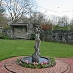 Casa Musica- 3560 NW Tyler Avenue Corvallis Oregon-- Fountain