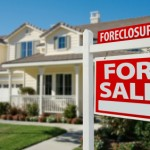 iStock House Foreclosure Sign