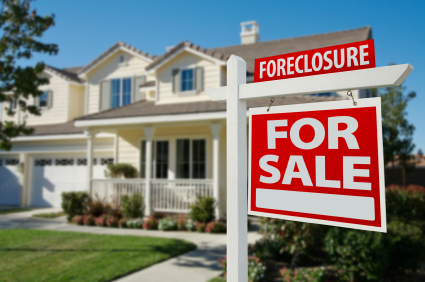 Foreclosure Numbers | A bit of a surprise