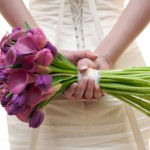 iStock Bride with Flowers