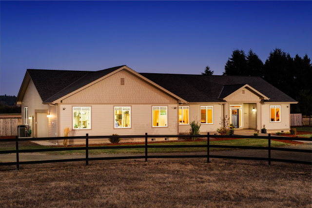 SOLD! Corvallis Home with Land for Sale | 29456 & 29458 Newton Rd, Corvallis, Oregon 97330