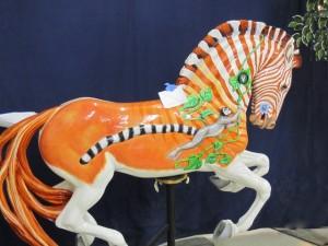 Albany Oregon Carousel Horse