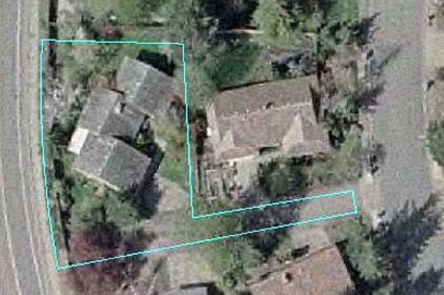 2078 NW Lance Way Corvallis Oregon-- City of Corvallis Aerial Map