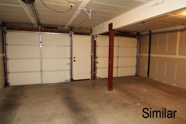 5420 SW Windflower Drive Corvallis Oregon- Garage