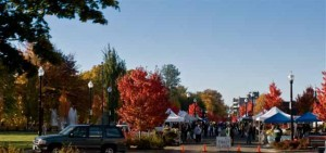farmers market wide fall