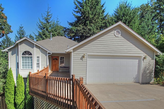 SOLD! Price Reduced! 1943 NW Woodland Drive in Corvallis