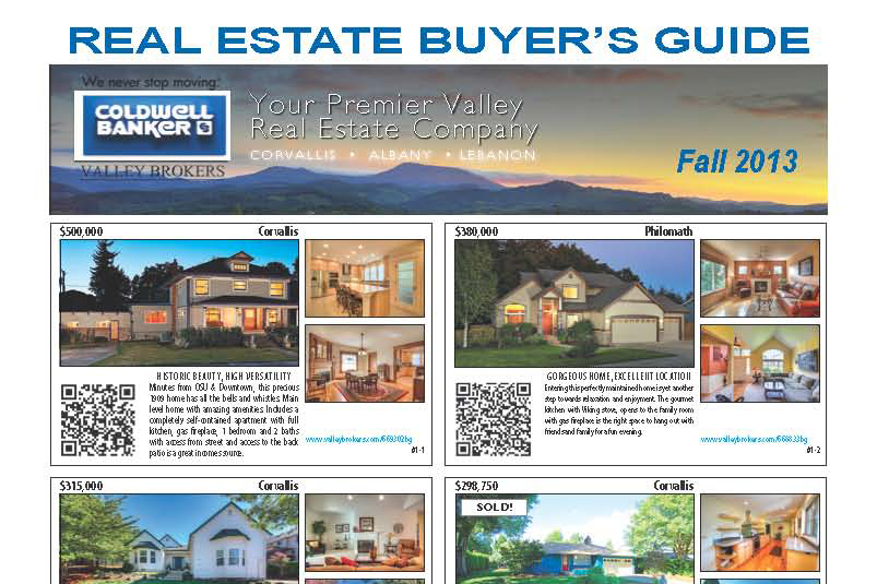 Coldwell Banker Valley Brokers | Home Buyers Guide