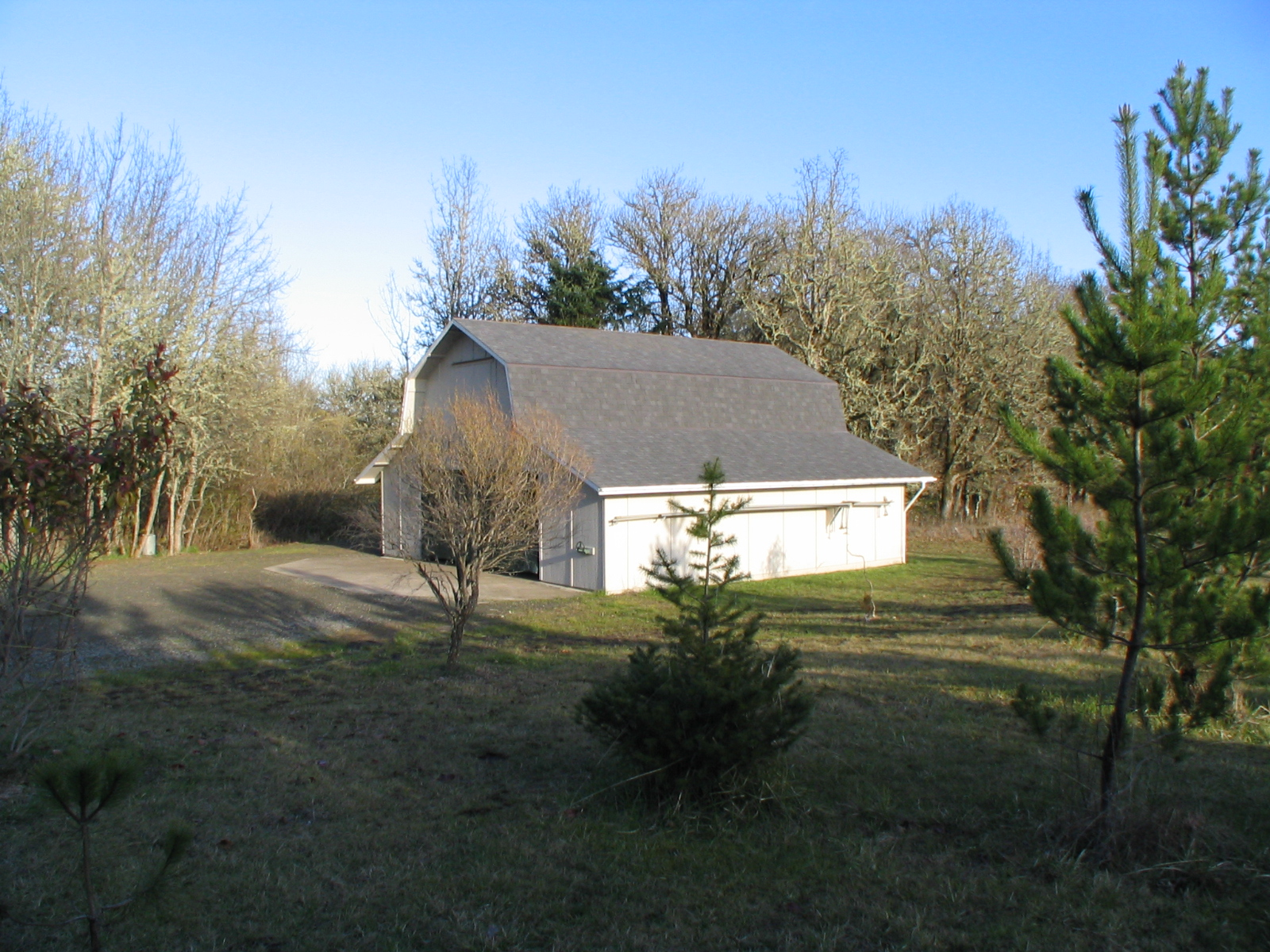 2081 Dawnwood Drive Philomath Oregon-- Barn/Shop