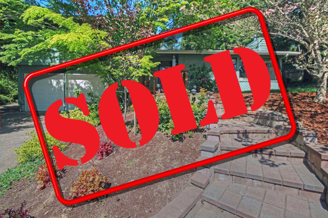 SOLD! 924 NW Meadow Ridge Place Corvallis Oregon