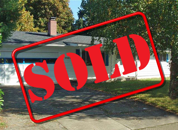 SOLD! 3007 NW Grant Place Corvallis Oregon