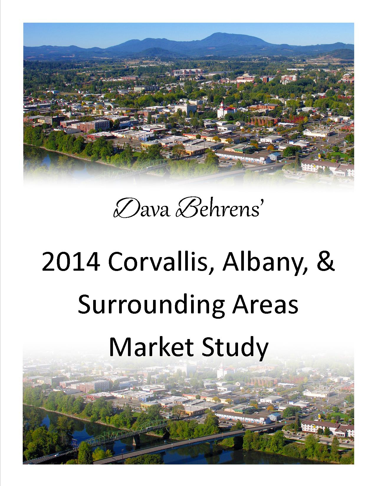 Year End Real Estate Market Report 2014 | Corvallis and Albany Oregon and Surrounding Communities