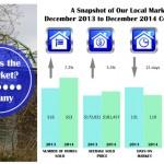 Albany Market Statistics December 2014