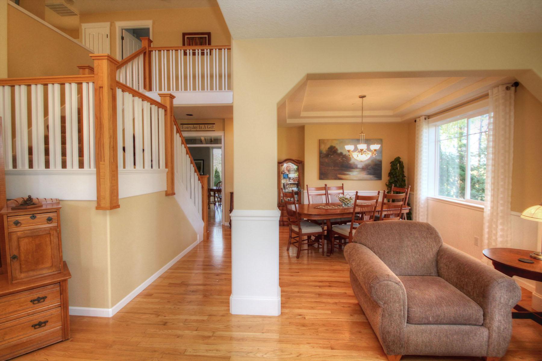 Living Room _ Dining Room5889 SW Englewood Av, Corvallis, OR 97333