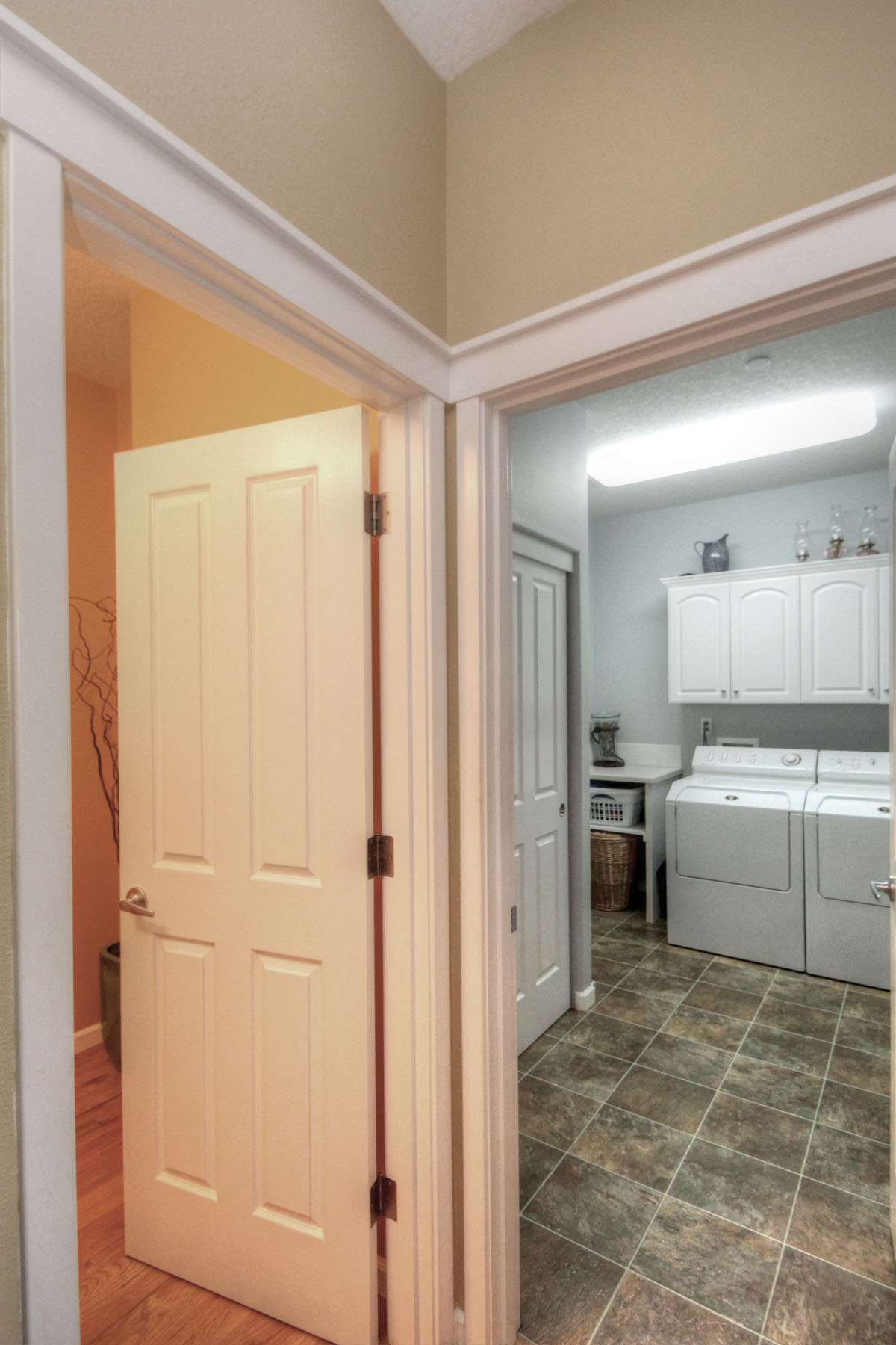 Main Level Half Bath plus Laundry 5889 SW Englewood Av, Corvallis, OR 97333