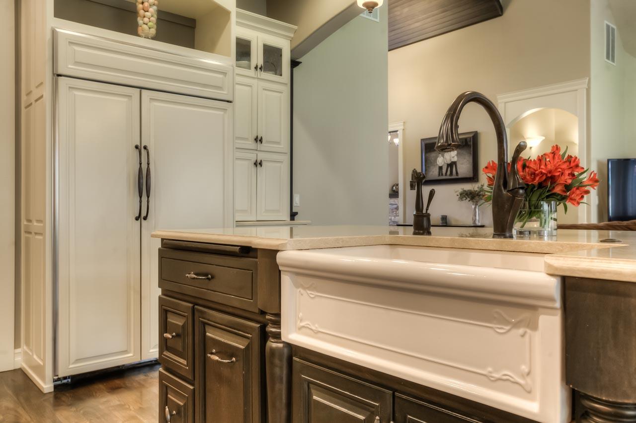 4530 NW Arrowood Circle- Kitchen Sink Detail
