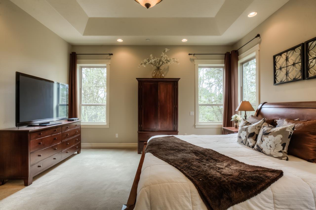 4530 NW Arrowood Circle- Master Bedroom