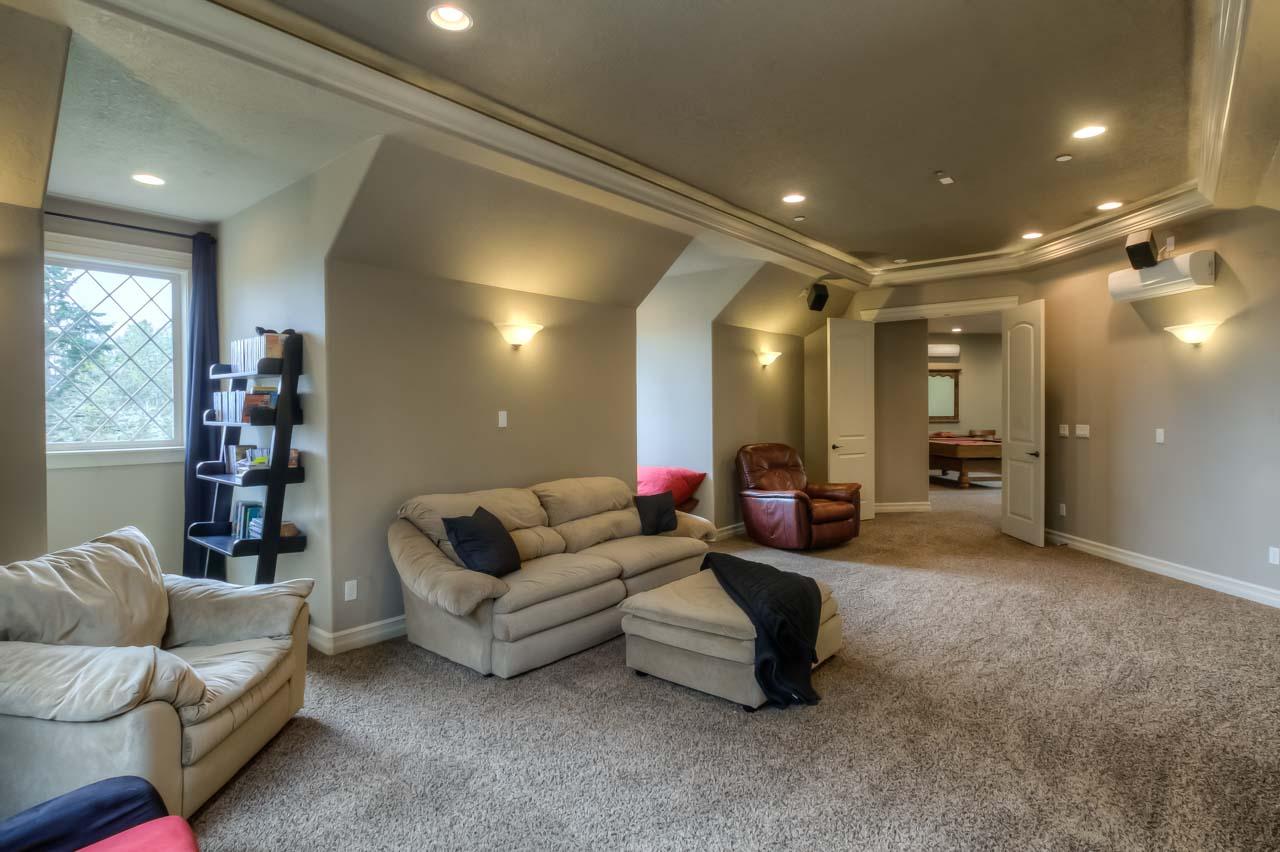 4530 NW Arrowood Circle- Media Room