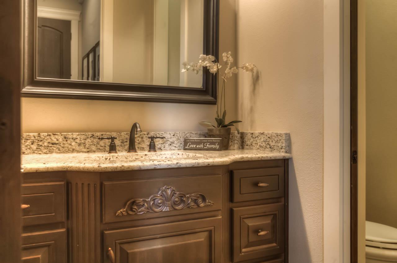 4530 NW Arrowood Circle- Half Bath
