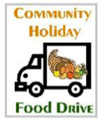2015 Benton County Community Holiday Food Drive