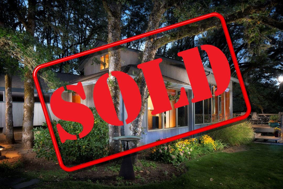 SOLD! 37691 Zeolite Hills Road Corvallis Oregon