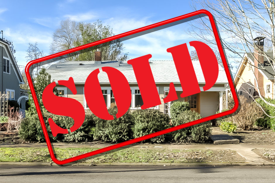 SOLD! 226 NW 30th Street, Corvallis Oregon