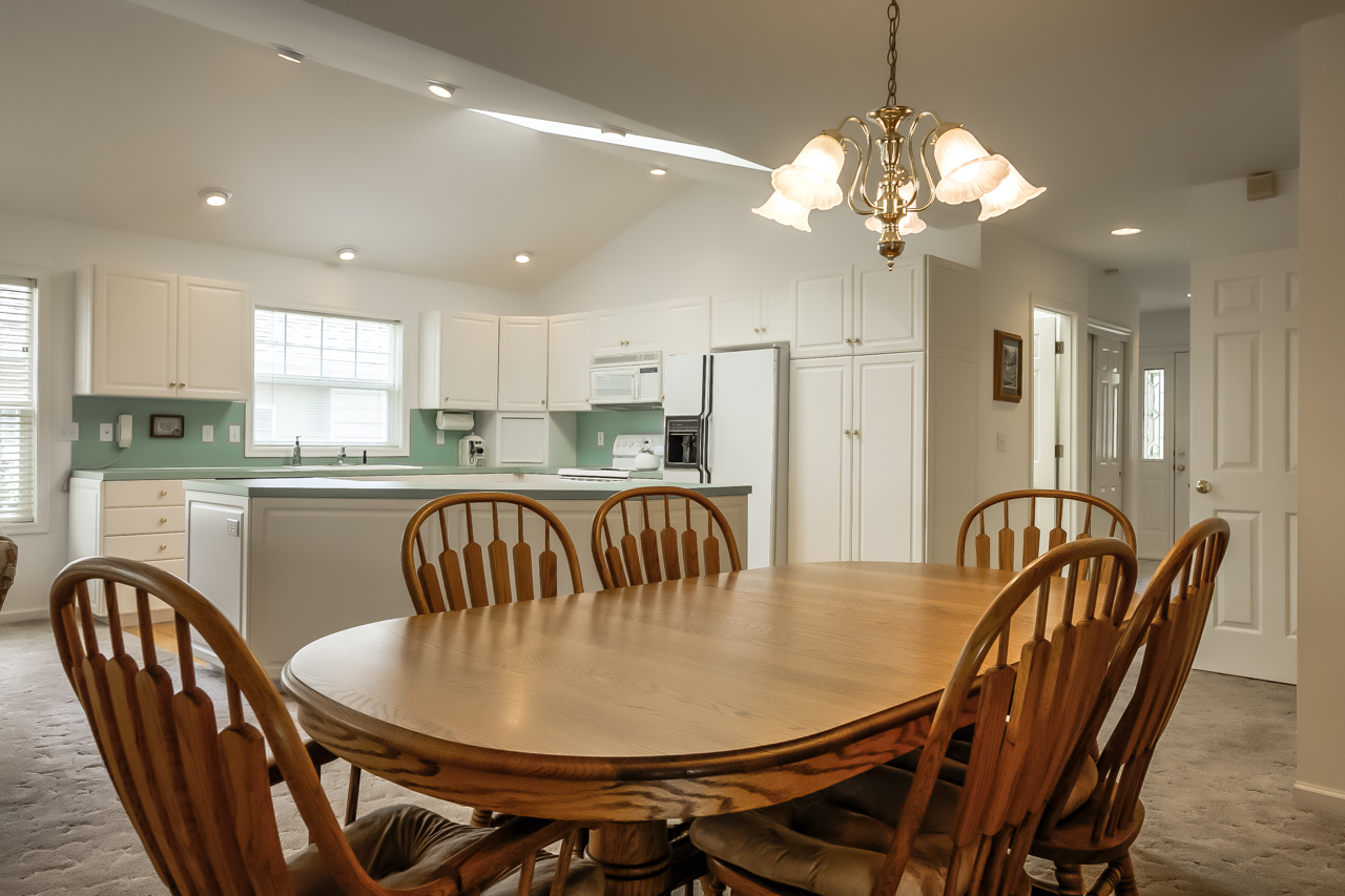 4167 NW Tamarack Drive- Dining to Kitchen