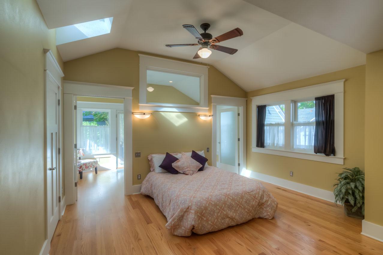820 SW 11th Street Corvallis-- Master Bedroom