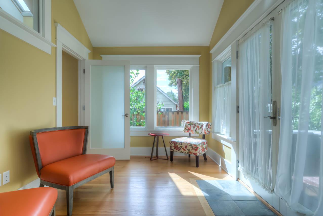 820 SW 11th Street Corvallis-- Sun Room off Master