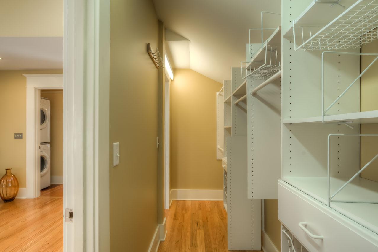 820 SW 11th Street Corvallis-- Master Closet