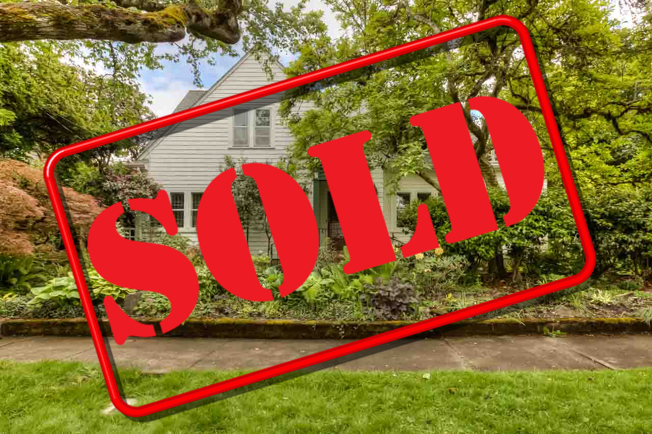 SOLD! 221 NW 31st Street Corvallis Oregon