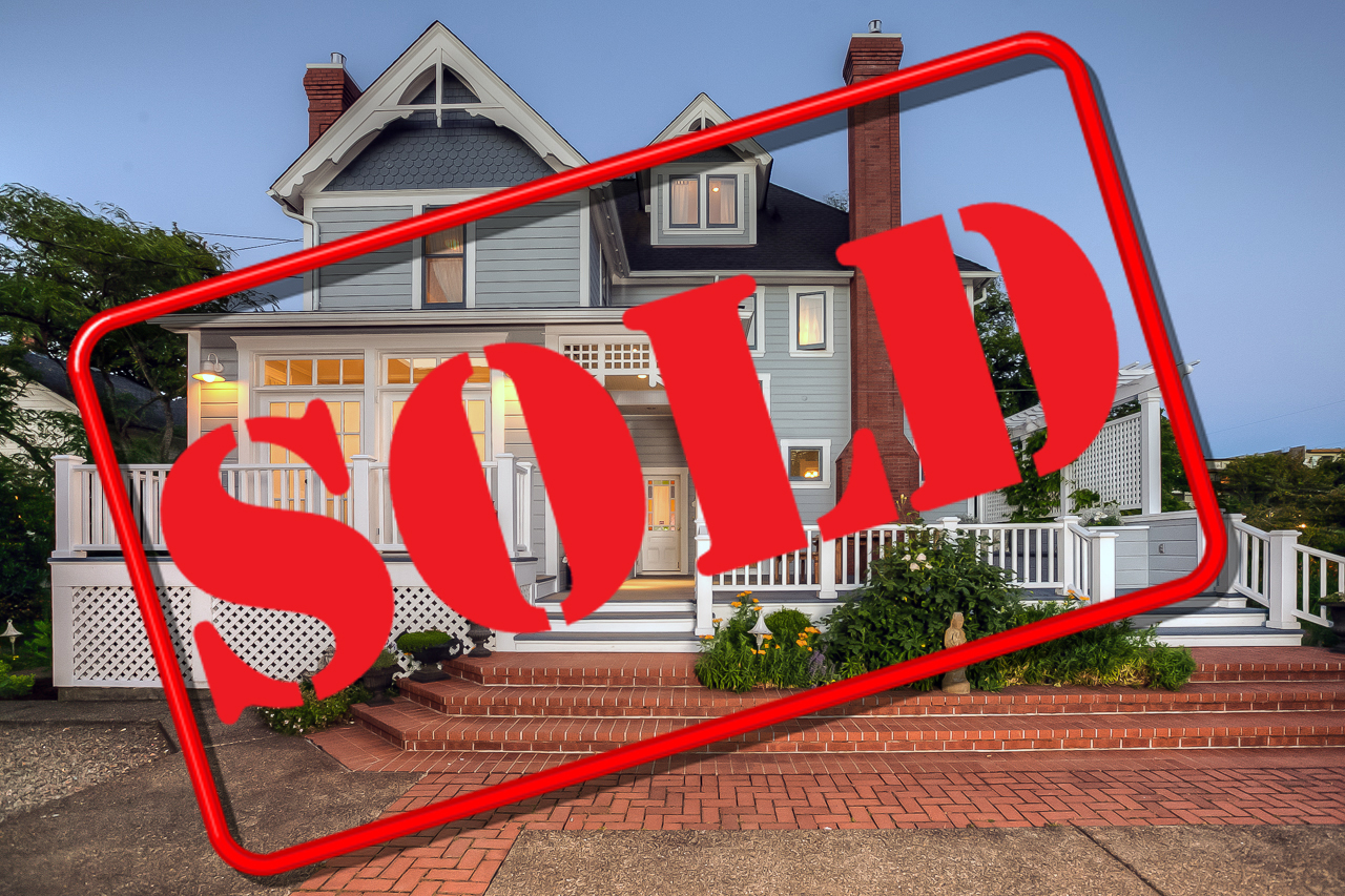 SOLD! 206 NW 8th Street Corvallis Oregon