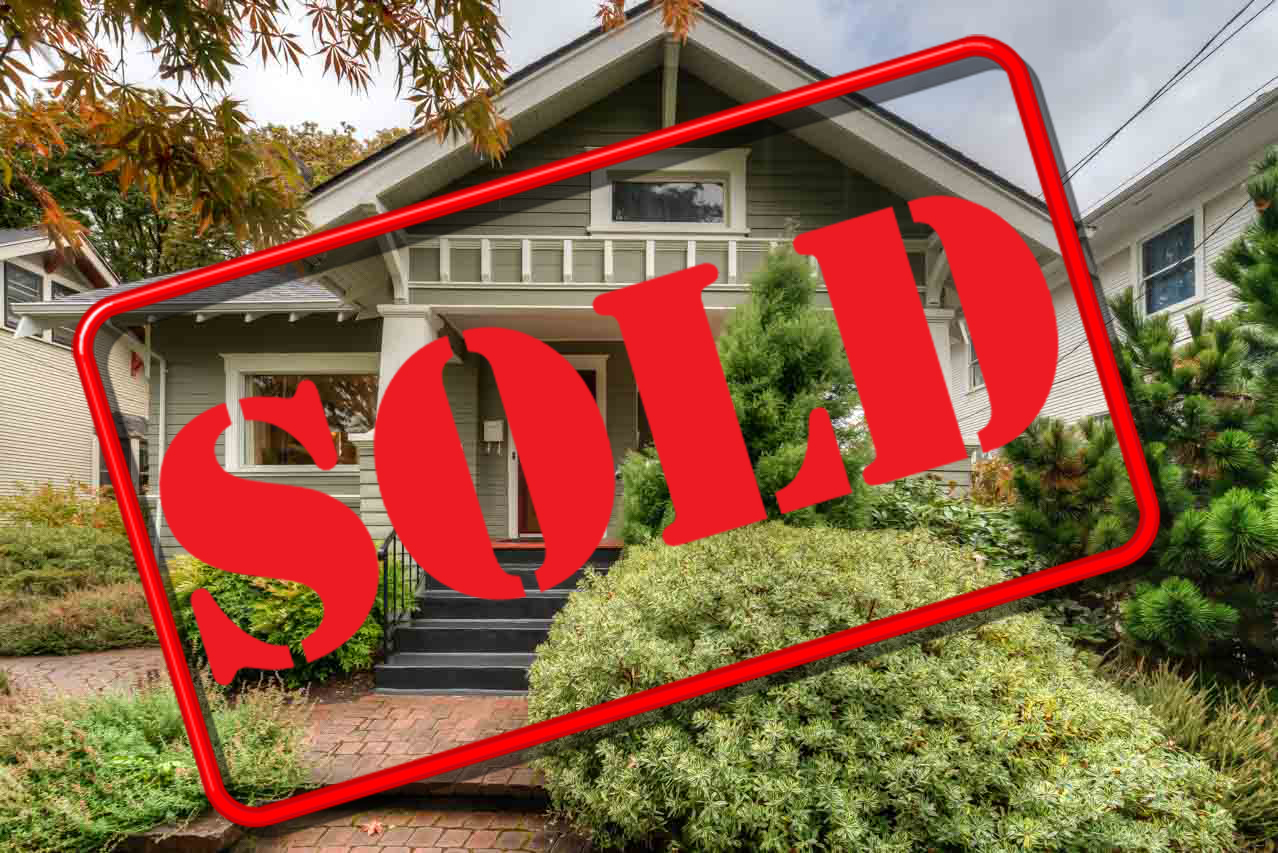 SOLD! 820 SW 11th Street Corvallis Oregon