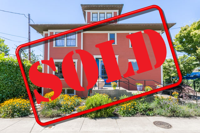 SOLD! 620 Vine Street SW, Albany Oregon