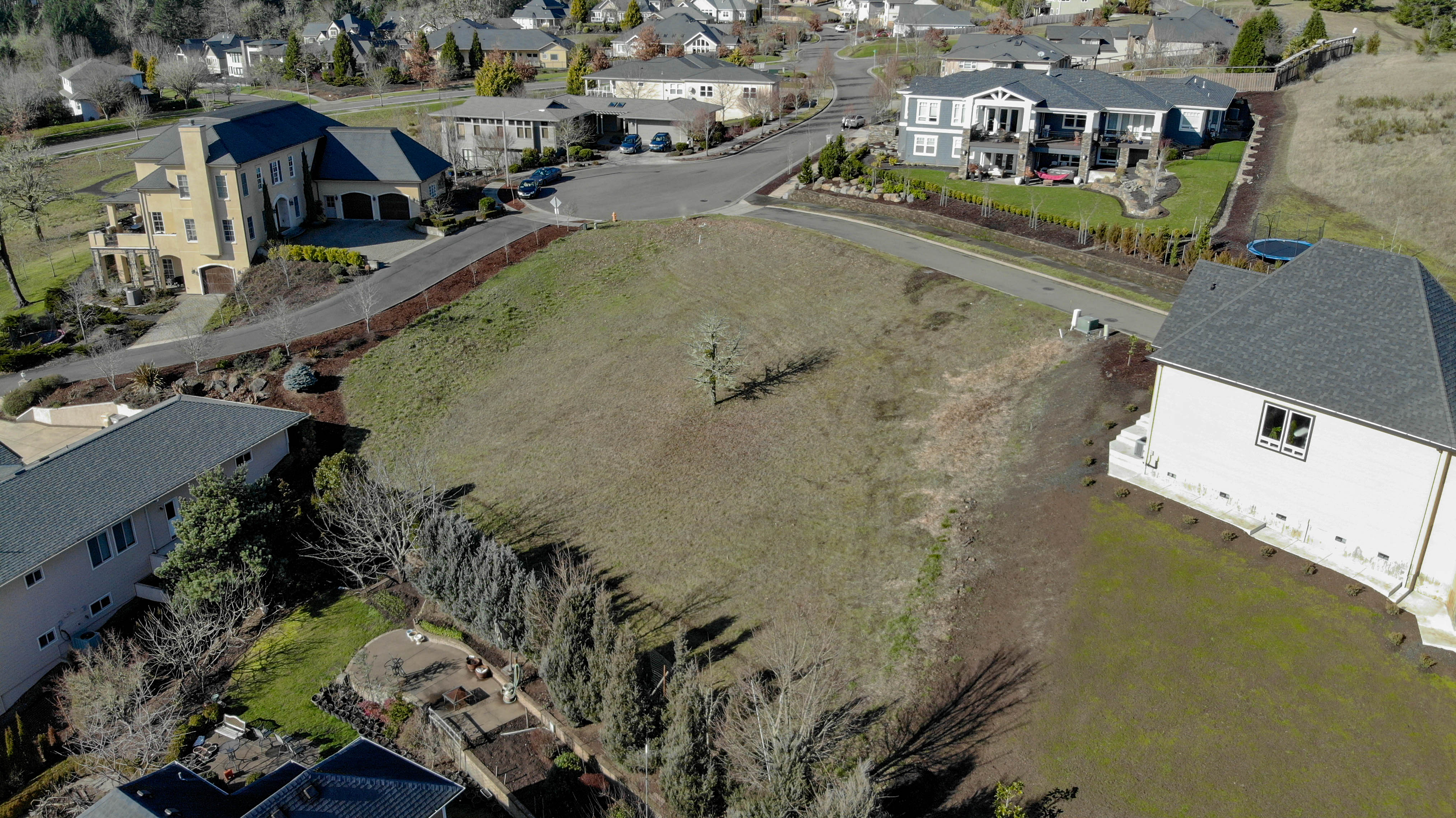 LAND FOR SALE– 3515 NW Goldfinch Place Corvallis Oregon