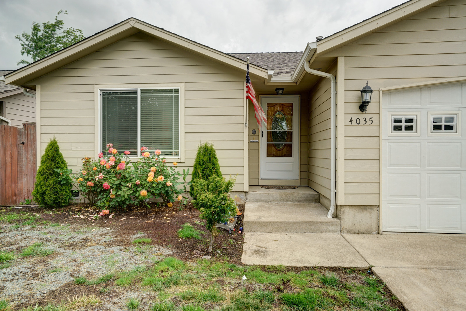 HOME FOR SALE– 4035 Spring Avenue NE Albany Oregon