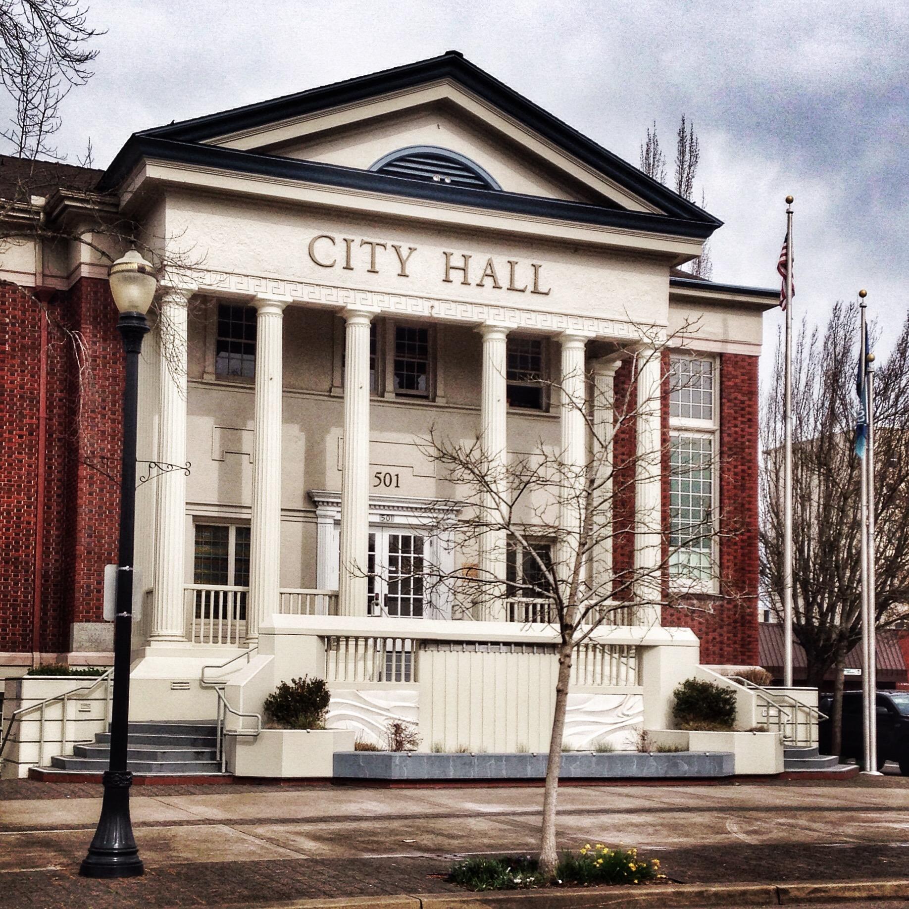 Corvallis, Oregon - City Hall